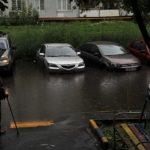На каком уровне воды автомобиль считается затопленным и разрушенным?