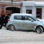 Общие проблемы с автомобилем в холодную погоду
