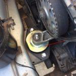 Опасность в сломанных опорах двигателя