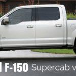 Отличия Crew Cab & SuperCab от Ford