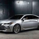 Отличия в моделях Toyota Avalon