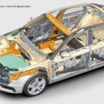 Почему сталь используется для кузовов автомобилей?