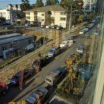 Правила и правила парковки города Сиэтл-стрит