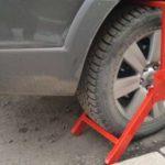 Причины блокировки автомобильного колеса