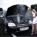 Причины перегрева автомобиля