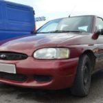 Проблемы передачи Ford Escort