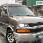Проблемы с Chevrolet Express ABS