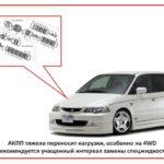 Проблемы с двигателем Honda Odyssey