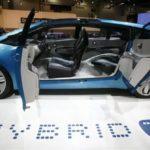 Проблемы с гибридными автомобилями