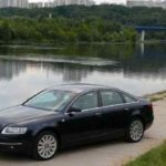 Проблемы с передачей Audi A6