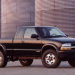 Проблемы с передачей Chevy S10