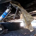 Расположение топливного насоса в Mercedes C280