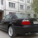 Различия между BMW 740i и 740Li