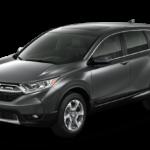 Различия между Honda LX и EX CR-V
