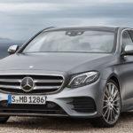 Различия между Mercedes E и C