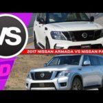 Различия между Nissan Armada SE и Nissan Armada LE