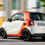 Разные модели Smart Car