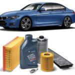 Рекомендуемые интервалы обслуживания для BMW