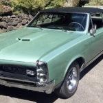 Руководство по восстановлению GTO 1966 года