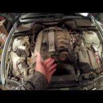 Самостоятельная замена масла на модели 530i BMW
