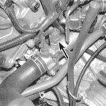 Симптомы утечки вакуума Nissan Maxima