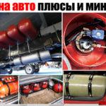 Сколько газа используется для запуска автомобиля?