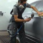 Сколько стоит покрасить автомобильную дверь?
