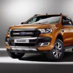 Снятие и установка консоли Ford Ranger