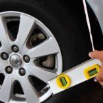 Советы по прямой установке рулевого колеса при выравнивании колес