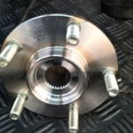 Спецификации крутящего момента подшипника ступицы колеса GM