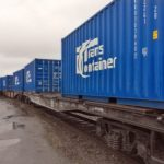 Сравнение грузоподъемности между грузовыми автомобилями, поездами и баржами