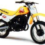 Suzuki DS80 Specs