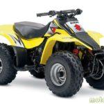 Suzuki LT80 Технические характеристики