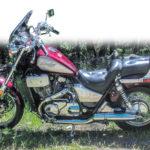 Технические характеристики 1986 года Honda Shadow VT700C