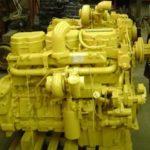 Технические характеристики дизельного двигателя Cat 3176