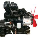 Технические характеристики дизельного двигателя Cummins
