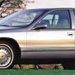 Технические характеристики двигателя Buick Roadmaster 1993 года