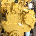 Технические характеристики двигателя Cat 3054C