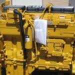 Технические характеристики двигателя Caterpillar C12