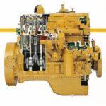 Технические характеристики двигателя для Caterpillar