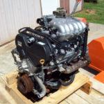 Технические характеристики двигателя для стокового 350 CU в Chevy 1995 года