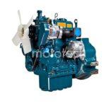 Технические характеристики двигателя Kubota D905