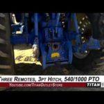 Технические характеристики Ford 4000 Tractor Fluid