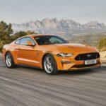 Технические характеристики к 40-летию Ford Mustang