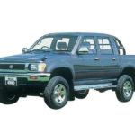 Технические характеристики Toyota Pickup 1991 года