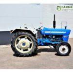 Технические характеристики трактора Ford 2600