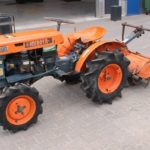 Технические характеристики трактора Kubota L2800