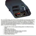 Tekonsha Тормозной контроллер Инструкции