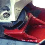 Типы крепления мотора