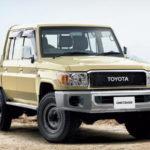 Тойота Пикап 1988 года Технические характеристики